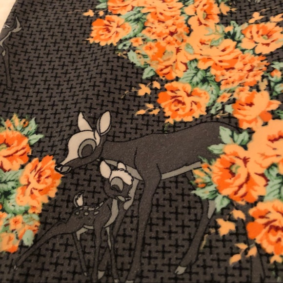 Disney Bambi LulaRoe leggings